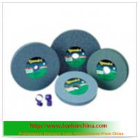 Wholesale Green Silicon Carbide Grinding Stone Wheel from china suppliers