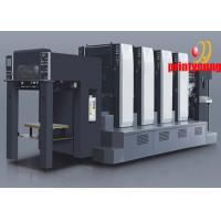 Buy cheap Computrized Multicolor 4 Colors Offset Printer Machine for Coated Paper Magazine from Wholesalers
