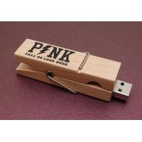 Wholesale OEM Wooden USB Flash Drives from china suppliers