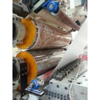 Wholesale PVC UV Marble Sheet Extrusion Line With 3D Lamination ByTwin Screw Extruer SJSZ80/156 from china suppliers
