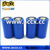 Wholesale ICR18350HP 700mAh 3.7V  Electronic cigarette batteries 20C discharge from china suppliers