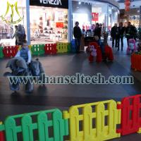Wholesale Hansel riding animals plush animal electric scooter for mall from china suppliers