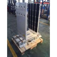 China Tobacco Carton Clamps Forklift Attachments Excellent Operation Field For Vision on sale