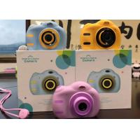 Buy cheap Built - In 3.7V Lithium Battery Rechargeable Kids Camera For 8 Year Old Child from wholesalers