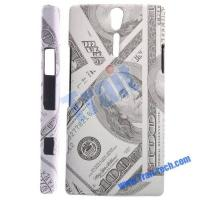China NEW US Dollar $100 Cash Money Case for SONY ERICSSON Xperia S /Xperia Arc HD LT26i Hard Case Cover on sale