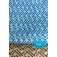 Nonwoven wiper fabric of spunlaced non wovens wipes spun lace Degreasing Wipes