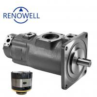 Wholesale High Pressure Tokimec Hydraulic Pump , Double Vane Pump With Low Noise from china suppliers