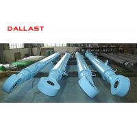 Wholesale High Pressure Double Acting Hydraulic Cylinder for Industry Truck / Crane / Dumper from china suppliers