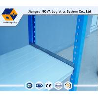 Wholesale Warehouse Medium Duty Racking , Workshop Garage Shelving Systems from china suppliers