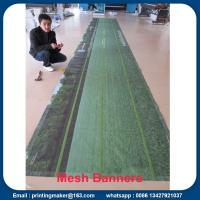 Wholesale Outdoor PVC Vinyl Banners With Velcro Hanger from china suppliers