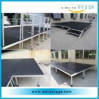 Outdoor Adjustable Aluminum Stages For Events