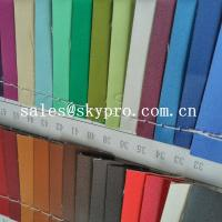 Wholesale High Quality PU Synthetic Leather Material For Shoes with Crumpled Pattern from china suppliers