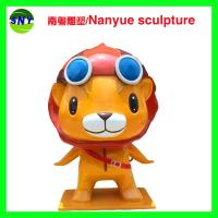 Wholesale cartoon character  famous statue in customize size by fiberglass for exhibition display model from china suppliers