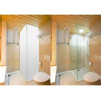 China PDLC Electric glass for shower room application on sale