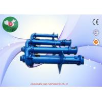 Wholesale 40 mm Discharge Vertical Slurry Pump , Submersible Industrial Sump Pump from china suppliers