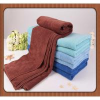 Wholesale custom blue  promotional100% disposable bath or face towel for restaurant from china suppliers