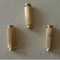 China Customized brass tube fittings with all kinds of finishes, made in China professional manufacturer on sale