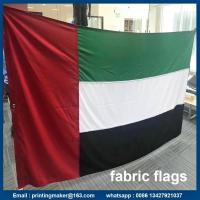 Wholesale Where to Get Printed Fabric Advertising Flags with Grommets from china suppliers