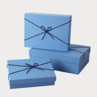 Wholesale Professional Custom Paper Storage Boxes Colored Gift Boxes For Christmas Presents from china suppliers