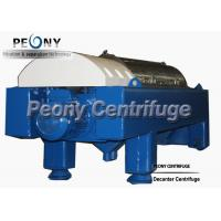 Wholesale Solid Liquid Separation Decanter Centrifuges Sludge Dewatering Equipment 2 Phase from china suppliers