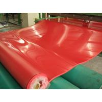 Wholesale Customize Food Grade Industrial Rubber Sheet 0.1-20m Length High Tensile Strength from china suppliers