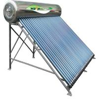 Wholesale NP-S stainless steel covered outside image solar water heaters from china suppliers