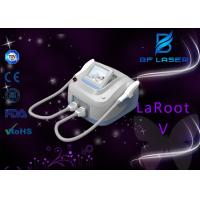 Buy cheap 3000W Portable IPL SHR Hair Removal Machine 2 Handpieces For Unwanted Hair from wholesalers