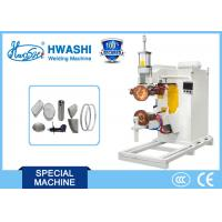 China Stainless Steel Rolling Seam Welding Machine 100KVA Automatic HWASHI New Condition on sale