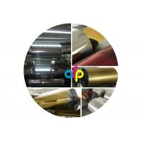 Wholesale Easier Operation Stamping Prior To Print Cold Foil For Flexo And Offset Printings from china suppliers