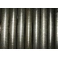 Wholesale Carbon Steel Spiral Fin Tube , Air Heat Exchanger Finned Radiator Pipe from china suppliers