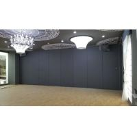 Wholesale Conference Hall Movable Partition Walls , Sliding Door Roller Interior Sound Proof Wall Dividers from china suppliers