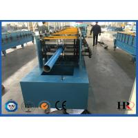Wholesale 4kw Rain Gutter Roll Forming Machine For K Style Gutter / Half Round Gutter from china suppliers