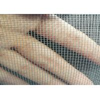 Wholesale Invisible 18 x 16 Mesh Window Screen , Plastic Insect  Proof  Screen 30 M Length from china suppliers