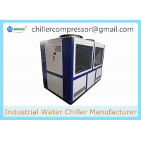 Wholesale Aluminum and Sulfuric Acid Anodized Plating 30 tr 100kw  Industrial Water Chiller from china suppliers