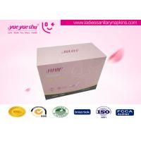 Wholesale Double Wings No Side Leakage Healthy Sanitary Napkins , Night Use Feminine Hygiene Maxi Pads from china suppliers
