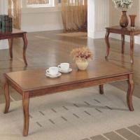 Wholesale Coffee Table Sets, Made of MDF/Solid Wood from china suppliers