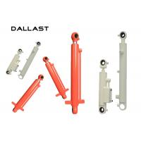 Wholesale ISO9001 Garbage Truck Hydraulic Cylinders ,  Long Stroke Hydraulic Oil Cylinder Ram from china suppliers