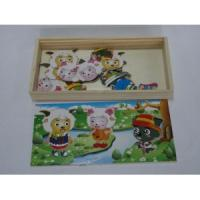 Wholesale Wooden IQ Puzzle game for adults from china suppliers