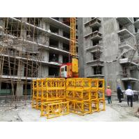 Wholesale High Speed Temporary Construction Elevators Smoothly Starting And Stopping from china suppliers