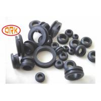 Wholesale Anti Age Coloured Electrical Custom Rubber Grommet Exccellent Fatigue Resistance from china suppliers
