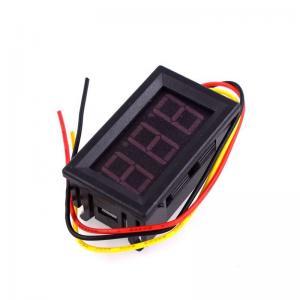 Buy cheap DC Digital Voltmeter Module Three Wire 0.56 Inch LED Digital Display Module from wholesalers