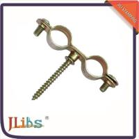 M middle hole hanging pipe clamps hydraulic gas