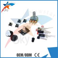 Basic Electronic starter kit for Arduino with 830 Points Breadboard