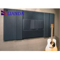 Wholesale Bedroom Recording Studio Soundproofing Foam Effectively Eliminate Sound Waves Flutter from china suppliers