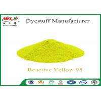 Wholesale Brill Yellow P-6Gs  Fiber Reactive Dye C.I. Yellow 95 Fabric Dyes For Cotton from china suppliers