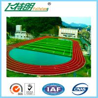 Wholesale All Weather Tracks 13MM Rubber Running Track Surface Material Sandwich System from china suppliers