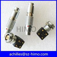 Buy cheap 2 pin FGG EGG EXG male and female LEMO connector equivalent from Wholesalers