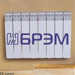 China Die casting aluminum radiator (S8006,CE,ISO9001:2000) on sale