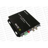 Buy cheap TBC-SF1V1d fiber optic video transceiver from wholesalers