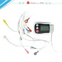 Wholesale Synchronous Digital 12 Channel ECG Holter Recorder with CE Certification from china suppliers